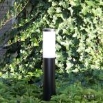 Lampe de jardin Stilo basse - noire