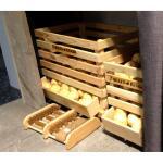 Kartoffelkiste aus Holz