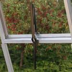Automatischer Fensterheber Gewächshaus