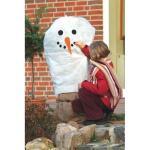 Frostschutzhülle Schneemann - 130 x 150 cm