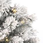 Dinsmore Weihnachtsbaum aus Kunststoff mit Beleuchtung - 60 x 41 cm
