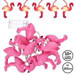 Flamingo-Lichterkette