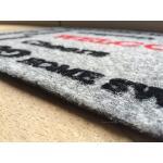 Fußmatte Flocky 40 x 60 cm - Welcome