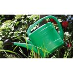 Gießkanne aus Kunststoff grün - 10 Liter