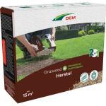 Grassamen zur Reparatur und Ausbesserung + organischer Dünger