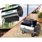 Heizung und Ventilator in 1 Gerät