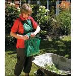 Gartenschürze mit Beutel
