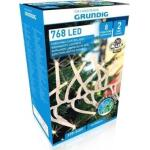 Weihnachtsbeleuchtung - 768 LEDs