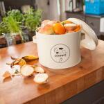 Küchenabfall Komposteimer - 6,3 Liter