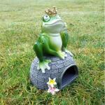 Frosch- und Krötenpalast