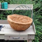 Kokoseinlage schalenförmig - Ø 40 cm
