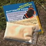Lockmittel / Futter für Schmettelinge mit Vitaminen