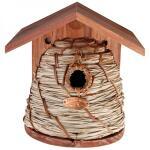 Vogelhäuschen Bienenkorb
