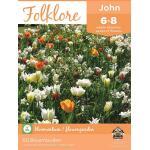 Blumenzwiebelmischung Folklore John (60 stück)