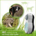 Mobiler Tierschreck - Hunde und Katzen mit Bewegungsmelder