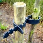 Baumbinder aus Gummi 60 cm