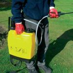 Rückensprühgerät gelb - 20 Liter