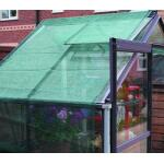 Schattentuch grün 2,5 x 1,2 m