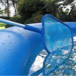 Schöpfnetz Pool 140 cm