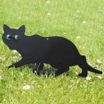 2er-Set Katzen und Nager abwehrende Silhouetten (2 stück)
