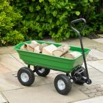 Stabiler Gartenwagen - 75 l