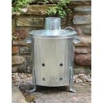 Verbrennungstonne Medium 16 Liter