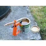 Griff für Farbdose mit Pinselhalter - Hold Paint