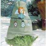 Frostschutzhülle 120 x 125 cm - Weihnachten