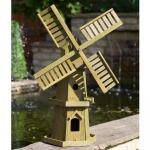 Windmühle Woodland 28 cm x 55 cm